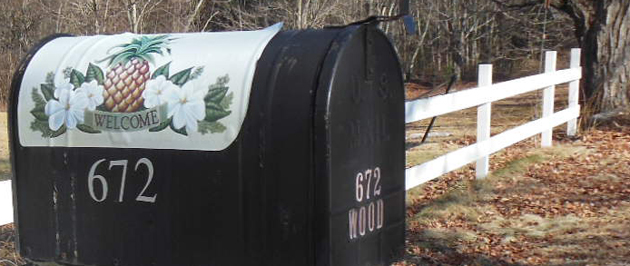 Mailboxes du Jour – 30 January 2014