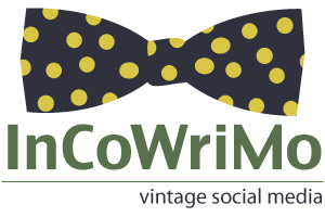 InCoWriMo Bow Tie JPG 300 x 200