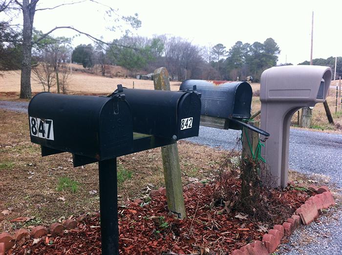 Ryan Krusac Mailbox