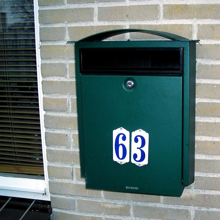 Mailbox-SBrown