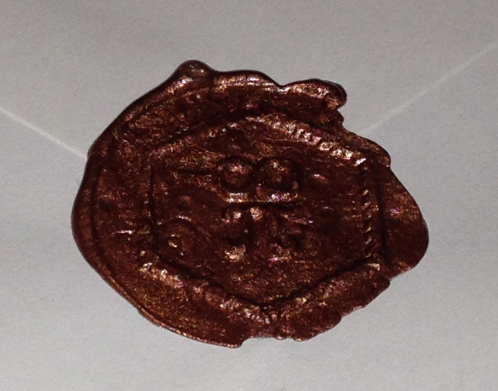 Kenneth Thomas' Wax Seal